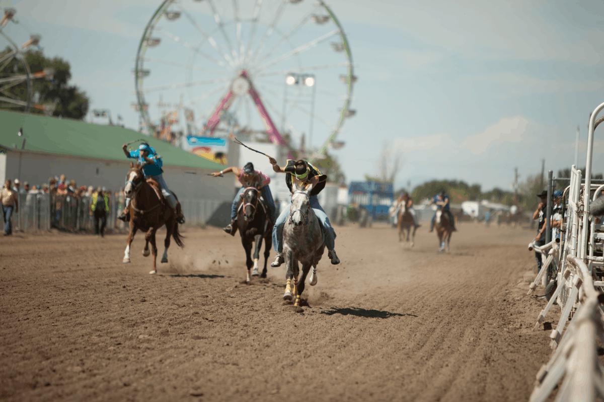Fair History   Eastern Idaho State Fair